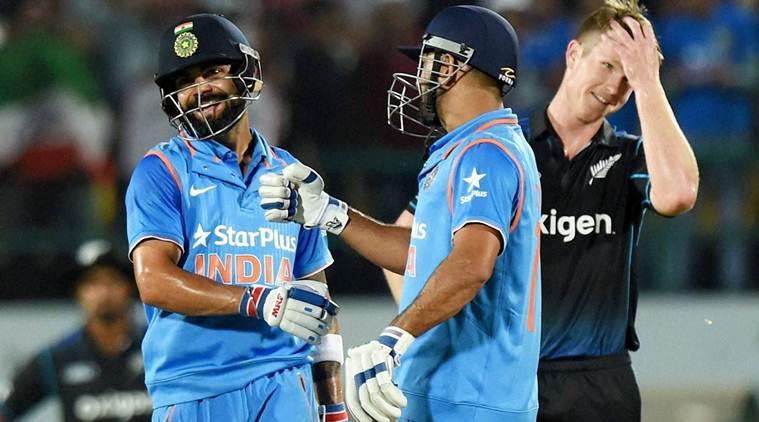 Ind vs NZ ODI match