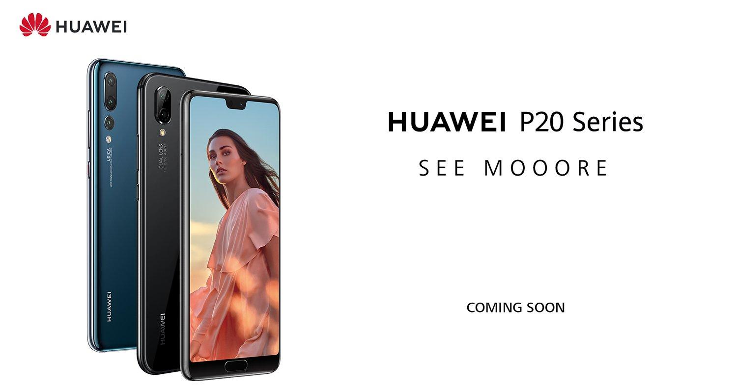 Huawei P20 To be Launched Soon, See Specs