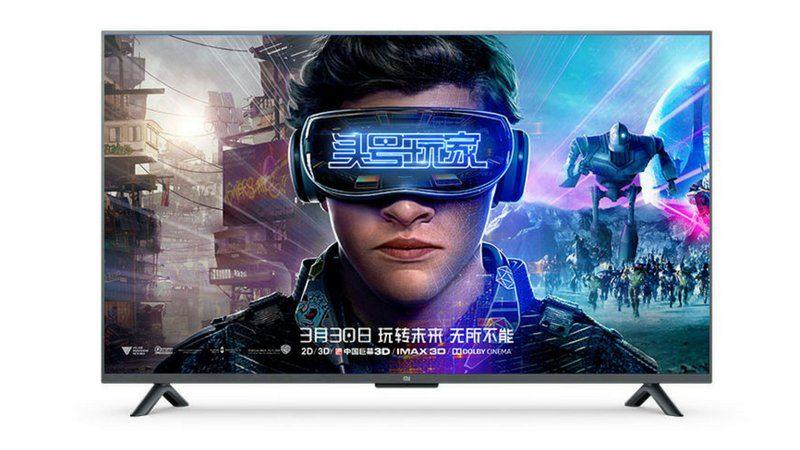 Mi Smart Devices - Mi TV 4S