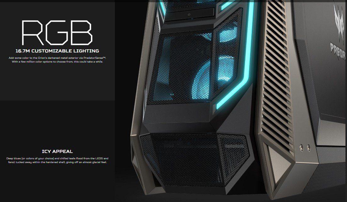 Acer Predator Orion 9000 Desktop PC - TechnoSports