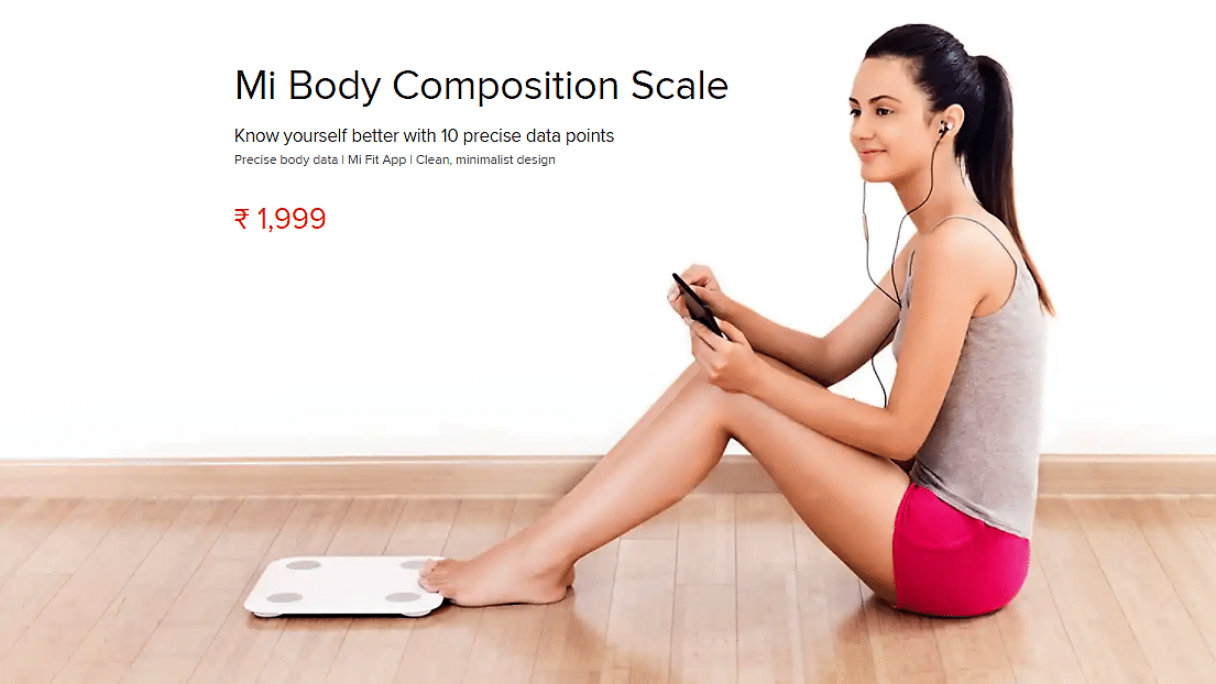 Top 5 Body Composition Scale in India