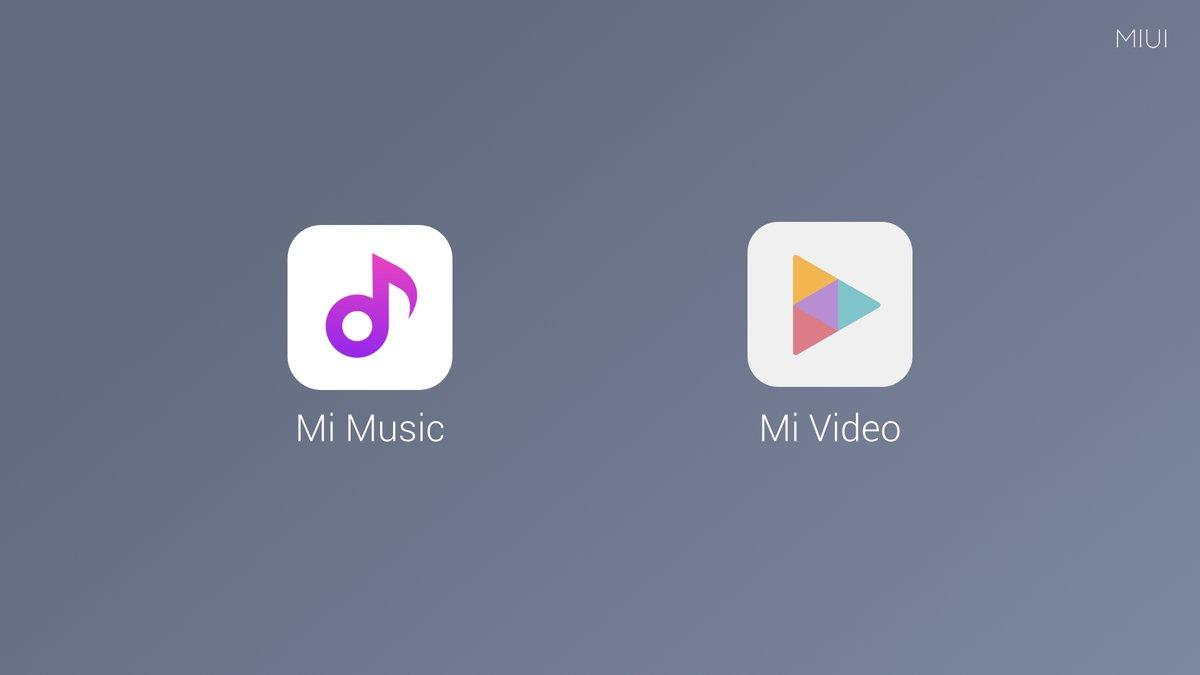Xiaomi Launches Mi Music & Mi Video in India