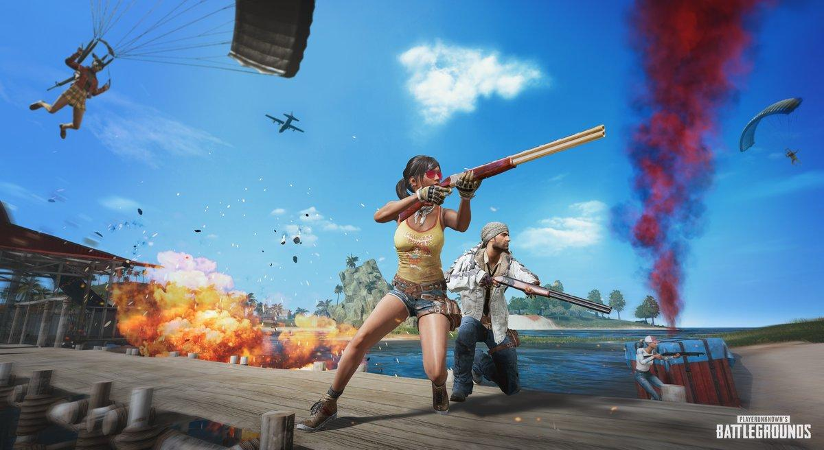 Pubg Test Server Patch Adds Custom Games Spectator Mode: New PUBG PC Update Bring New Weapon, Vehicles And Custom