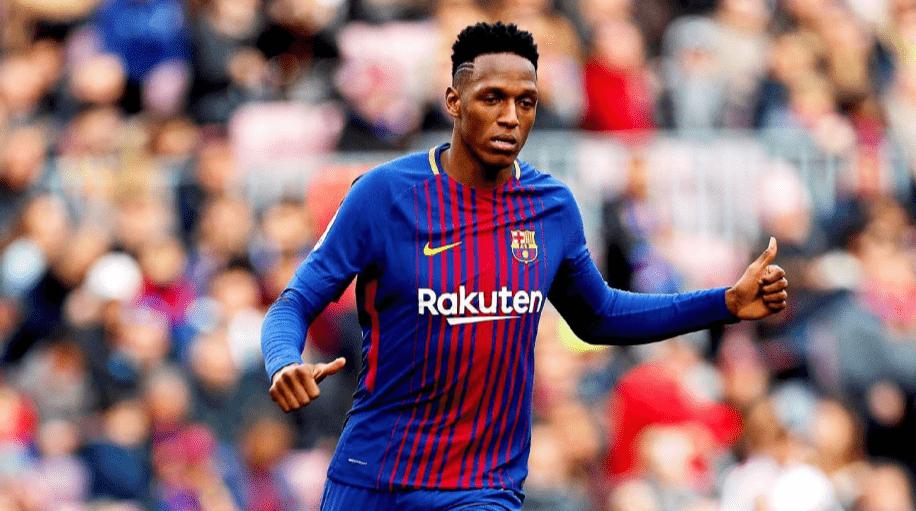 Barcelona transfer rumor: Yerry Mina to Olympique Lyonnais