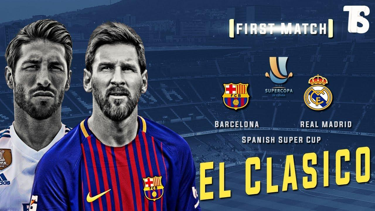 Barcelona to host Real Madrid for season's first El Clásico in October