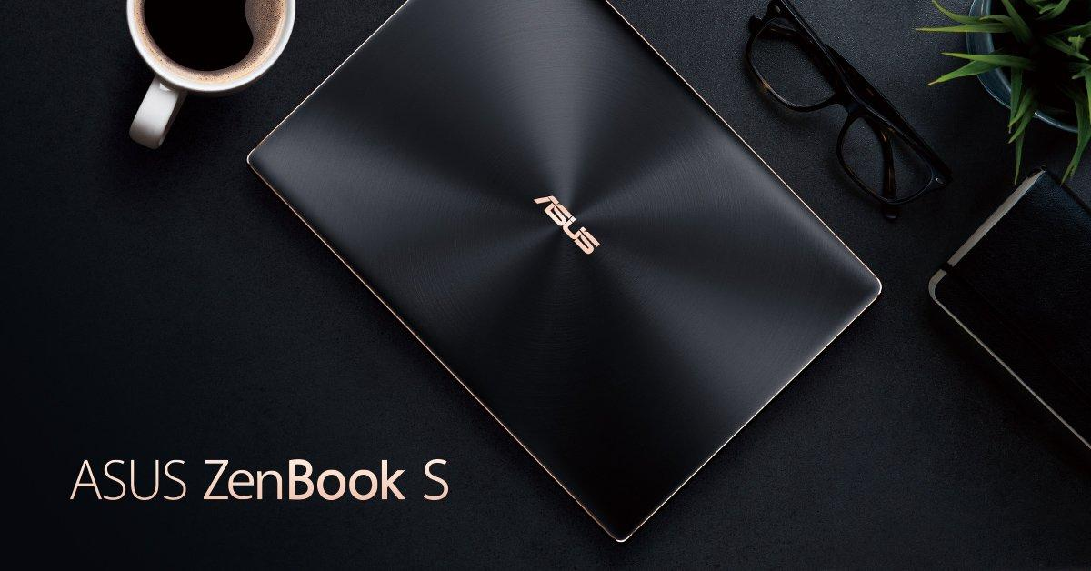 ASUS launches new Zenbook 13 and Zenbook S in India