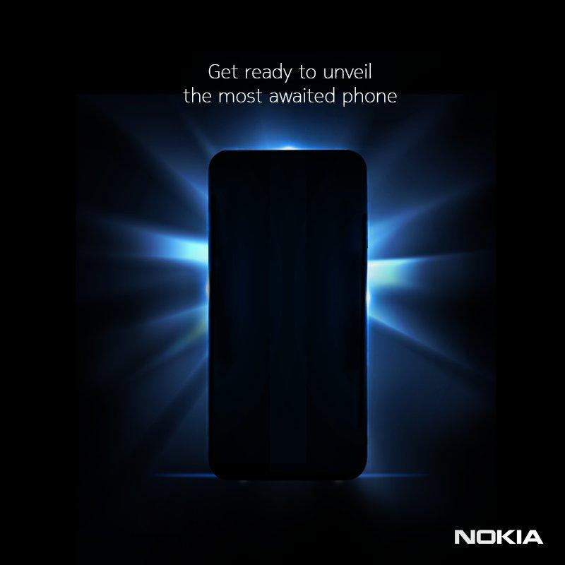 Another Most Awaited smartphone from Nokia is coming on August 21.