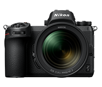 Nikon Z6 and Z7 Full-Frame Mirrorless cameras launched