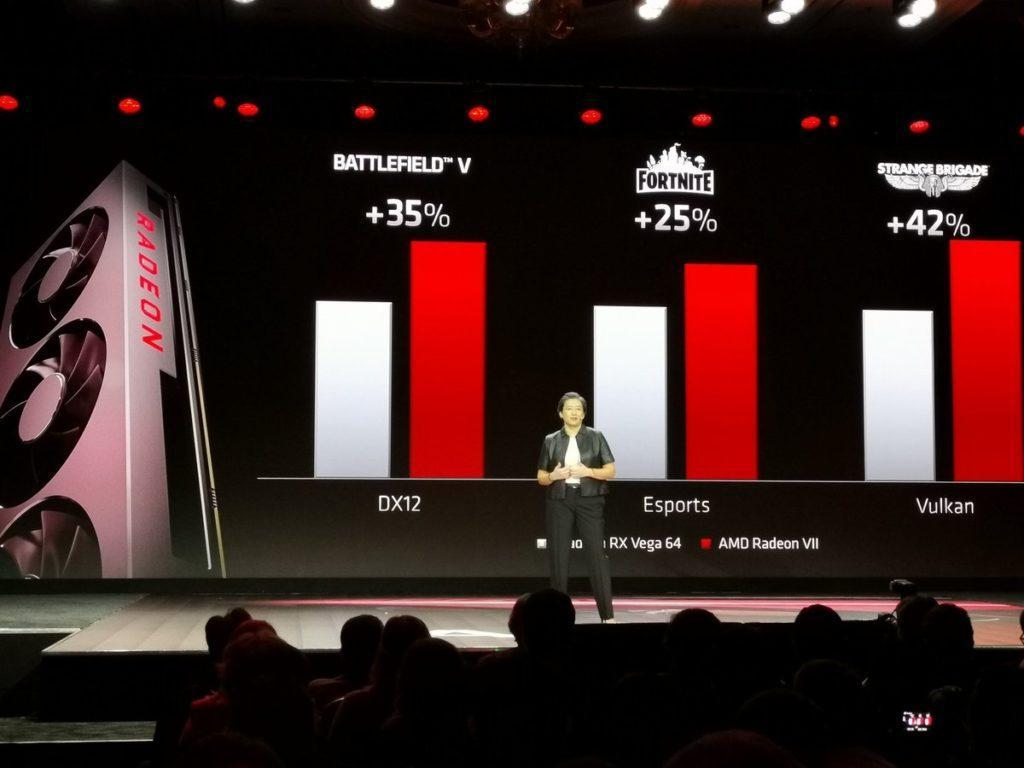 AMD launches world's 1st 7nm GPU - Radeon VII