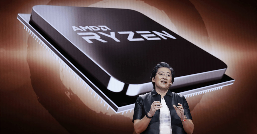 AMD to drop 7nm bombs throughout 2019