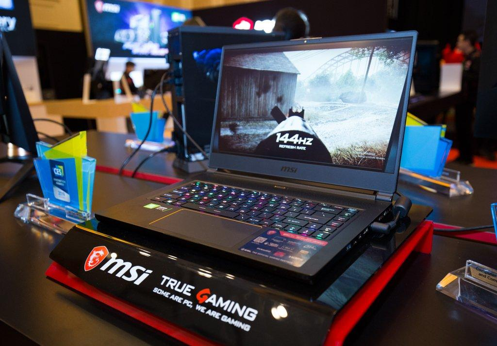 MSI brings new gaming laptops with RTX graphics to India