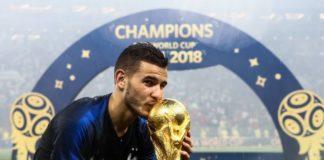 Lucas Hernandez world cup 2018
