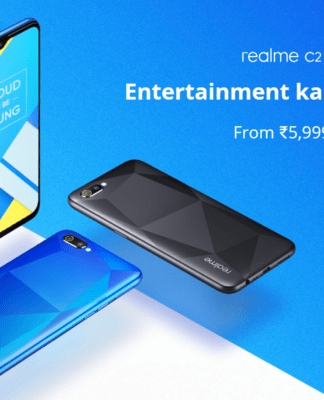 Realme launches the new budget king Realme C2