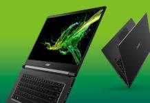 Acer unveils new Aspire 7 with Intel Kaby Lake G CPU and AMD graphics for $1,499