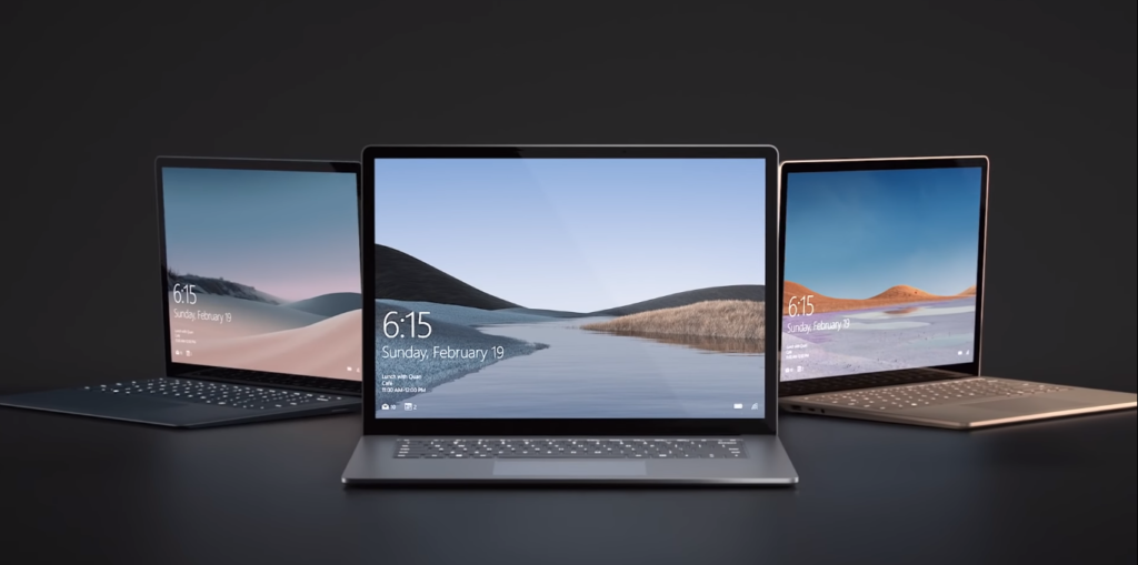 Microsoft launches the 15-inch Surface Laptop 3 with AMD CPUs
