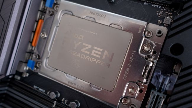 AMD Ryzen Threadripper 3960X spotted with 24 cores