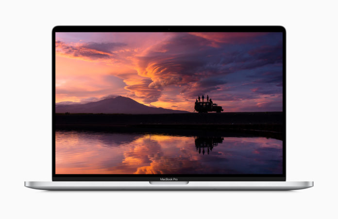 Apple launches 16-inch MacBook Pro with AMD Radeon Pro 5000M graphics