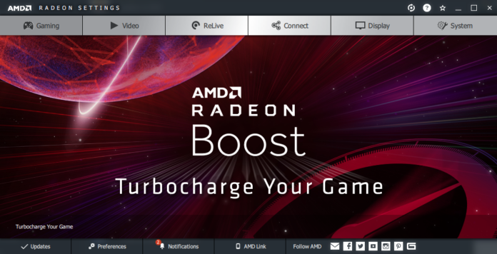 AMD Adrenalin 2020 Edition Specs Leaked: Radeon Boost is here