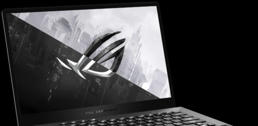 ASUS ROG Zephyrus G14 gaming laptop with Ryzen 7 4800HS & RTX GPUs launched
