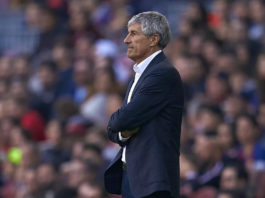 Setien frustrated with Getafe's fair play against Barcelona