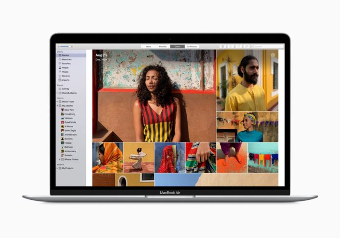 Apple launches new MacBook Air with Magic Keyboard & Intel Ice Lake CPUs, starts at Rs.92,990