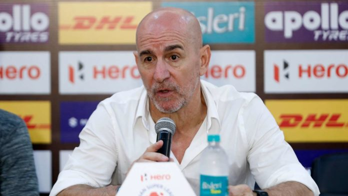 Antonio Habas wants to stay at ATK after winning the league title