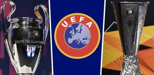 UEFA Champions League & Europa League matches postponed due to Coronavirus