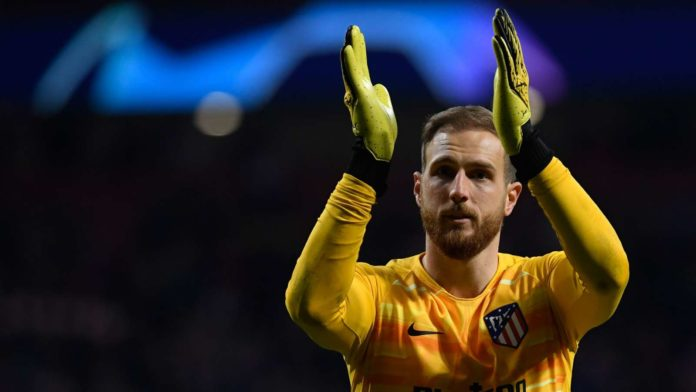 'Oblak is the Messi of goalkeepers' - Simeone