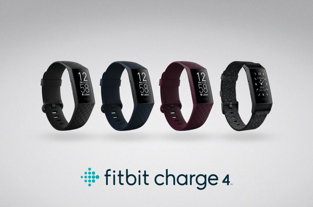 Fitbit Charge 4 & 4 Special Edition fitness bands launched