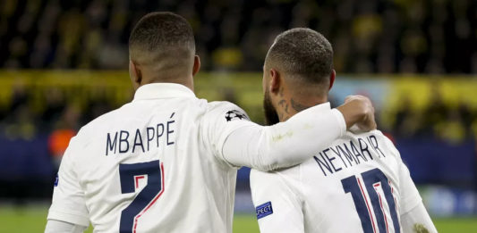 PSG opening doors for Neymar Jr, but close them for Mbappé