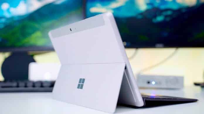 Surface Go 2 will be having a 10.5-inch display, thinner bezels, eMMC storage also to be used