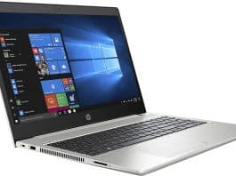 HP ProBook 455 G7 with Ryzen 7 4700U, 16GB RAM & 256 GB SSD available at $827