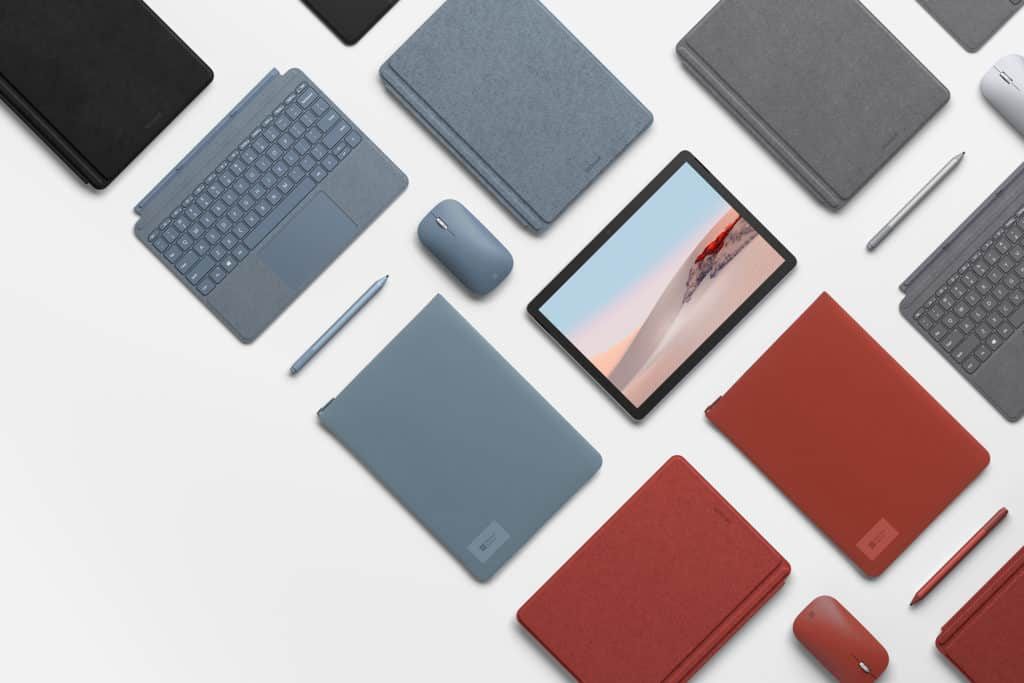 Microsoft Surface Go 2 with PixelSense display & Intel CPUs launched at $399