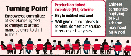 India to become the next big player in smartphone production?