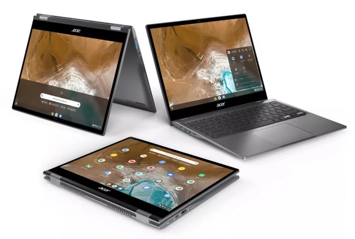 Acer launches new Chromebook Spin 713 & Chromebook Spin 311 convertible laptops