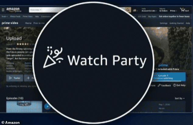 Amazon Prime Video Watch Party Feature_TechnoSports.co.in