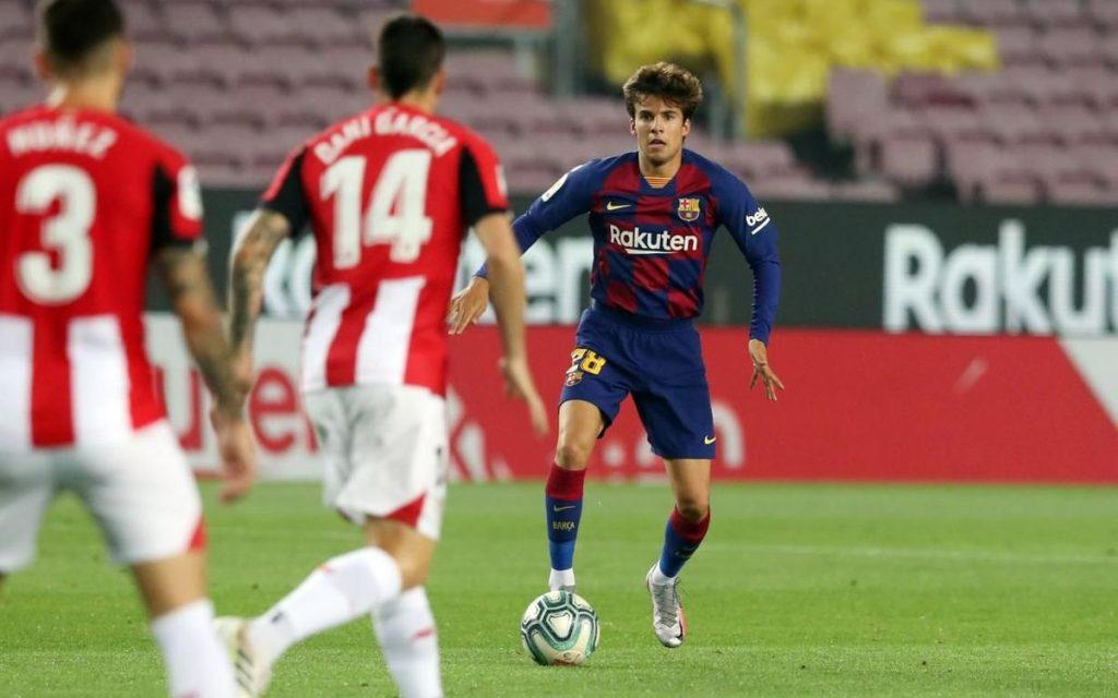 Riqui Puig wants to 'give joy' to Barcelona