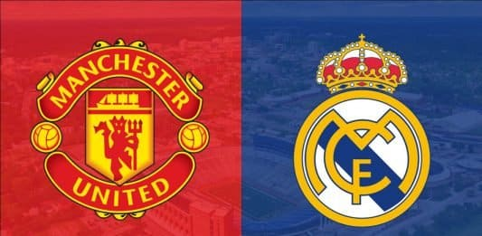 real madrid and manchester united