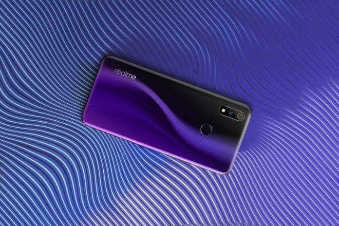 Realme 3 Pro gets a new June 2020 update: brings new charging animation & more