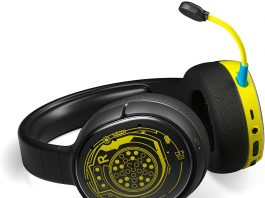 SteelSeries Arctis 1 Wireless Cyberpunk 2077 Limited Edition Gaming Headset available for just $98.90