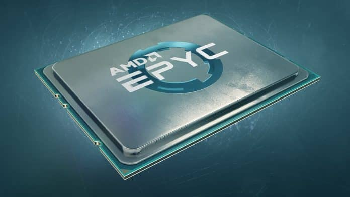 AMD's Zen 3 based EPYC Milan CPU spotted running up to 2.2 GHz