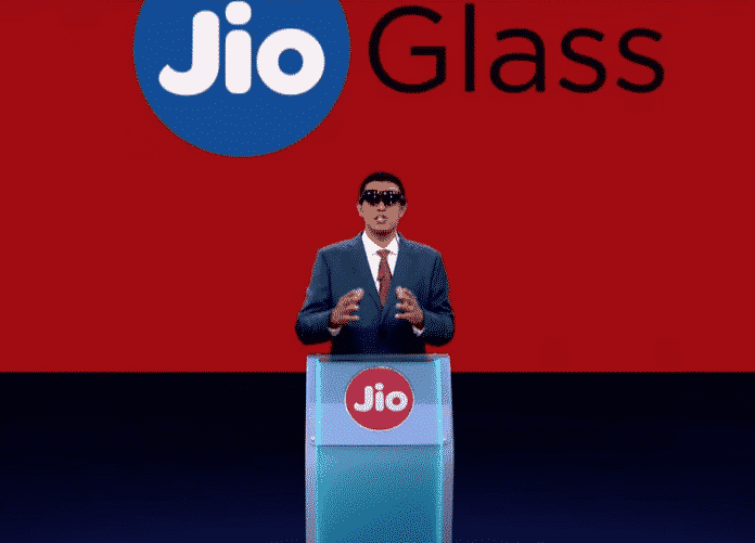 All you need to know about the new Jio Glass