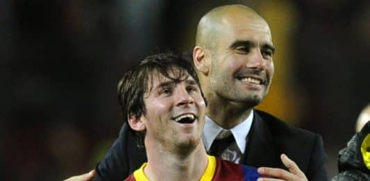 Messi's father is already in talks with Manchester City