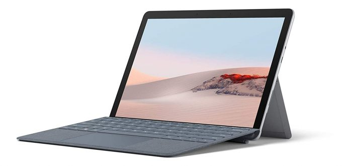 Microsoft Surface Go 2 with PixelSense display & Intel CPUs launching on Amazon Prime Day