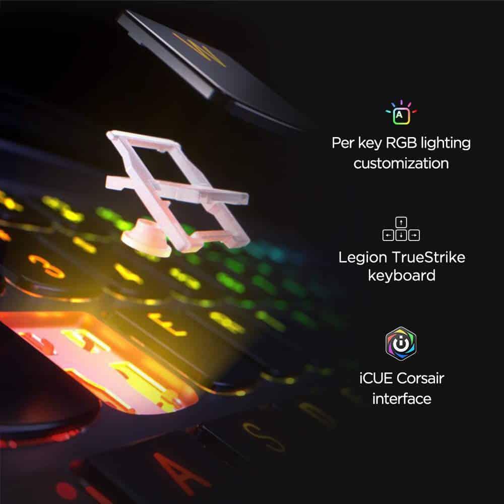 Lenovo Legion 7i gaming laptop now available on Amazon, starts at ₹ 1,95,990