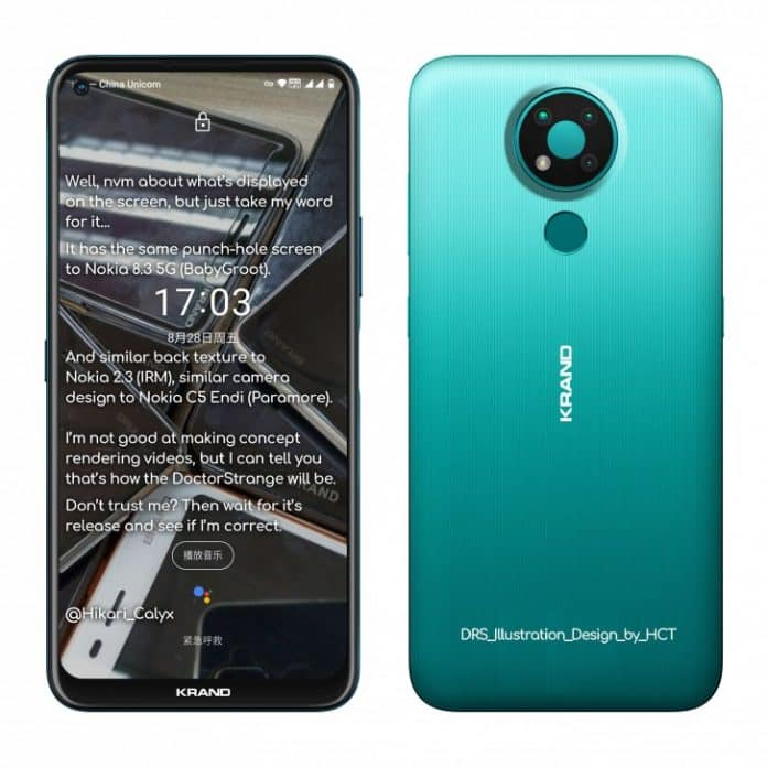 Nokia 3.4 renders & specs are leaked_TechnoSports.co.in