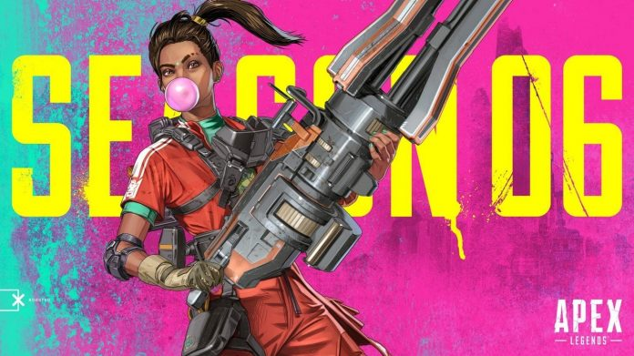 Apex Legends Season 6 released with new legend Rampart and with new features