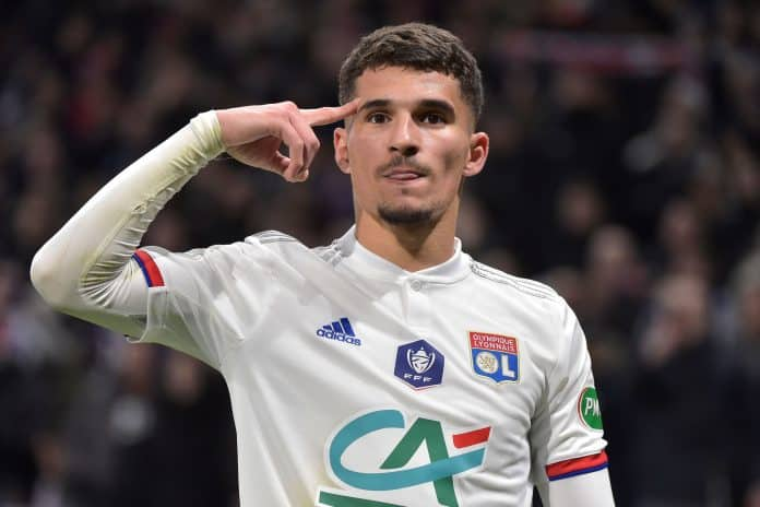 Lyon want £53.3m for Aouar as Arsenal are back in the race for the Midfielder