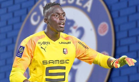 Rennes confirm Chelsea's interest in Eduardo Mendy - TechnoSports