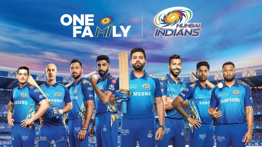"""IPL 2020: Mumbai Indians have released their theme campaign, """"One family, Mumbai Indians"""""""